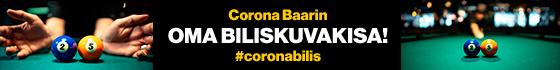 Corona Baarin oma biliskuvakisa! #coronabilis